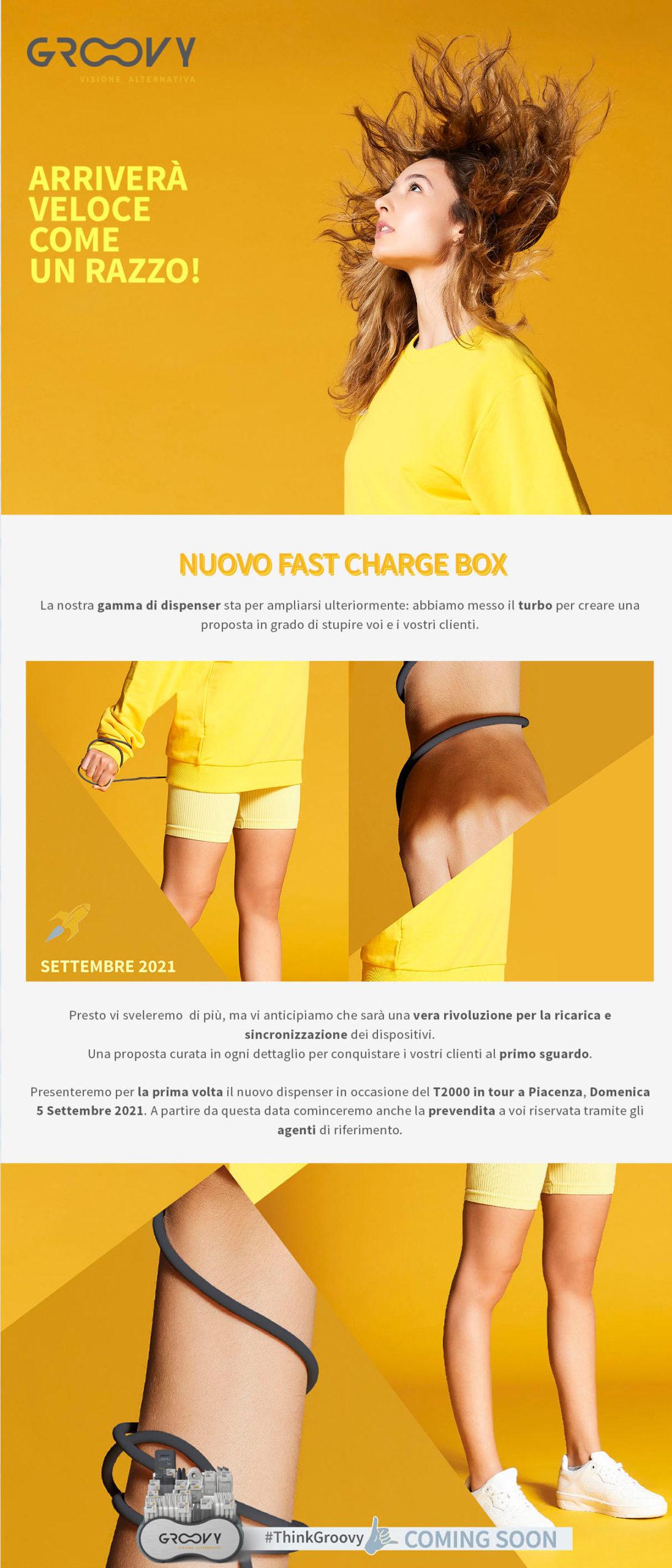Presenteremo per la prima volta il nuovo dispenser in occasione del T2000 in tour a Piacenza, Domenica 5 Settembre 2021. A partire da questa data cominceremo anche la prevendita a voi riservata tramite gli agenti di riferimento.